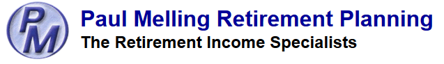 Paul Melling Retirement Planning